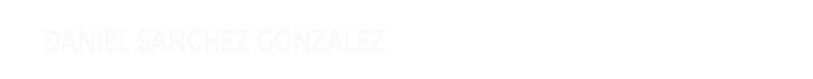 Daniel Sanchez Gonzalez